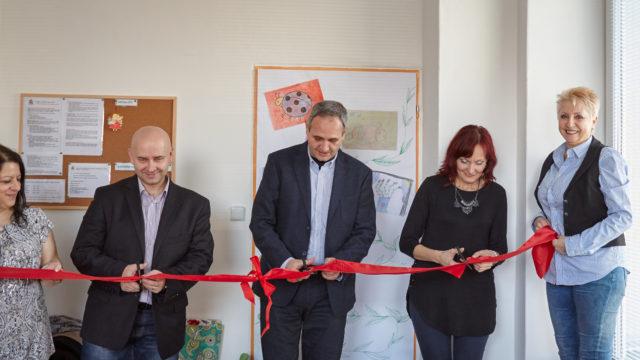 Slavnostní otevření nové pobočky v Hlučíně